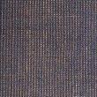 画像2: 一枚襟ブラウス七分袖茶縞 (2)